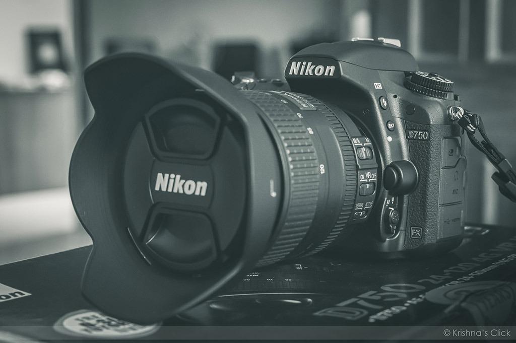 My Nikon D750