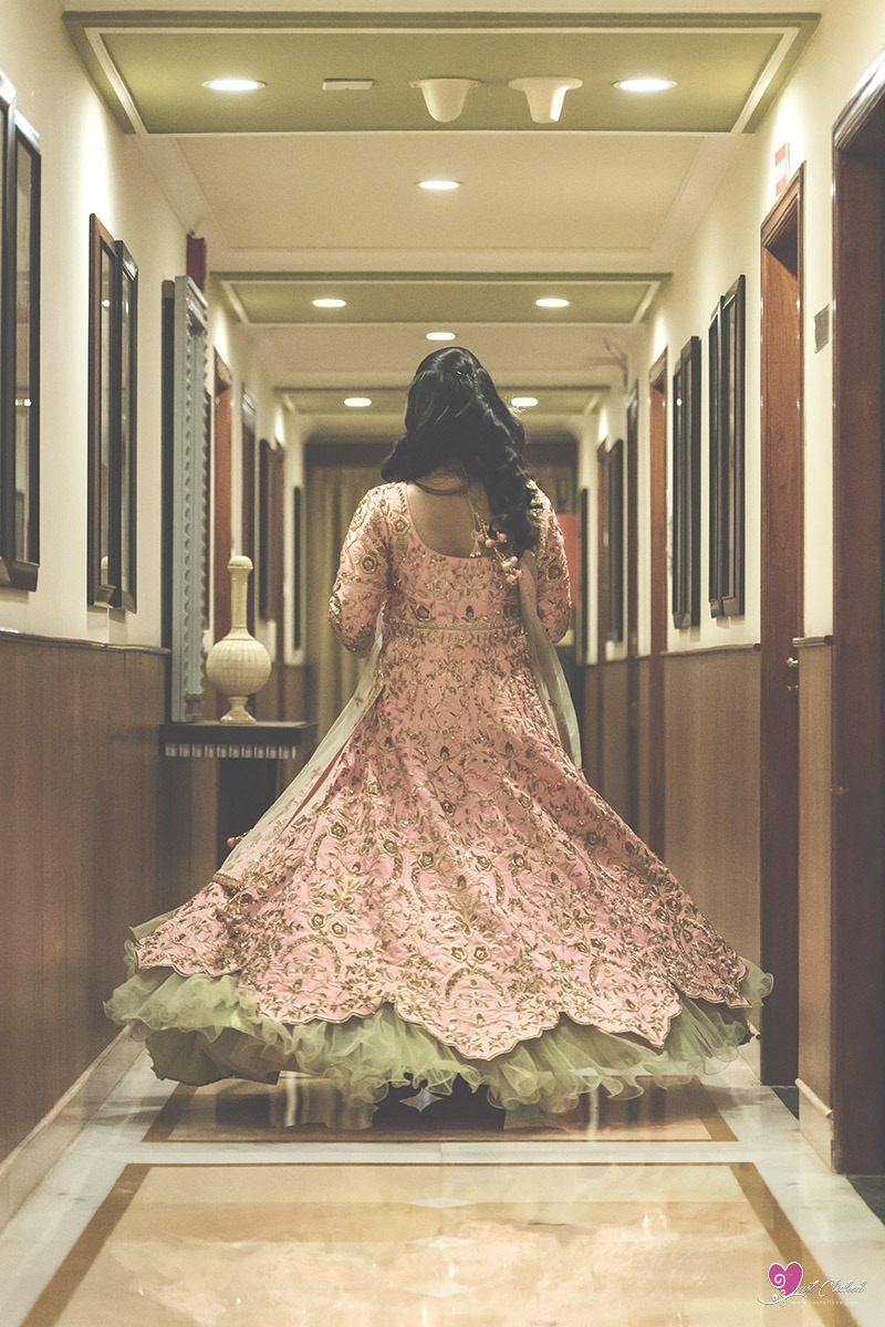 Indian wedding bride photography