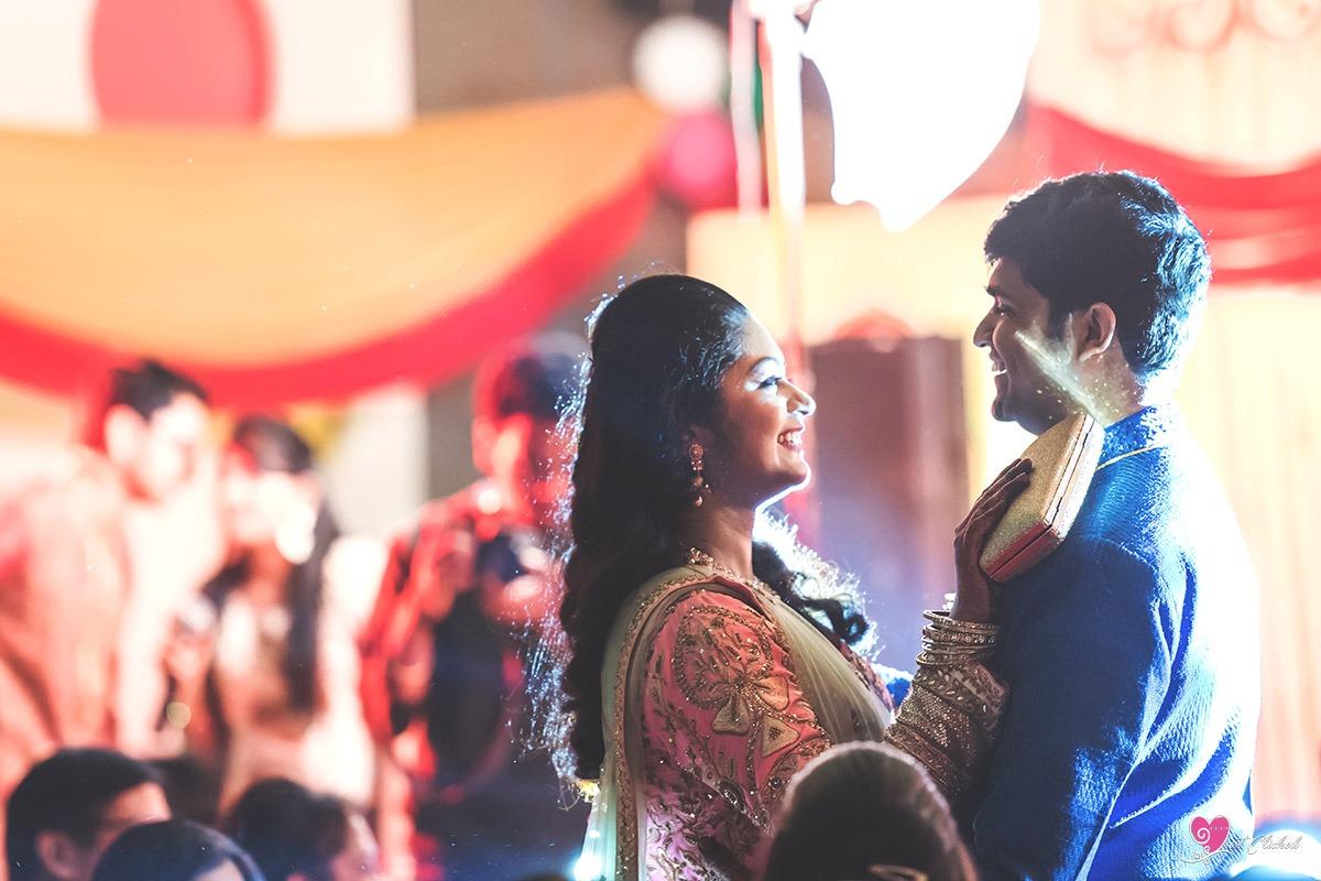 Indian wedding sangeet ceremony photography