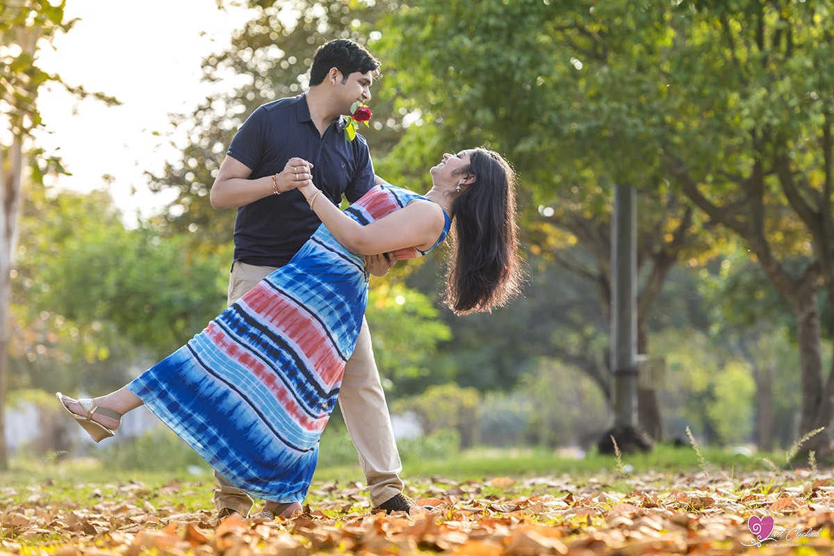 Pre-wedding photography Shilpi & Varun